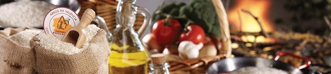 Ingrédients a paella
