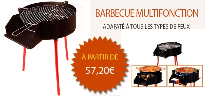 Barbecue 3 en 1,